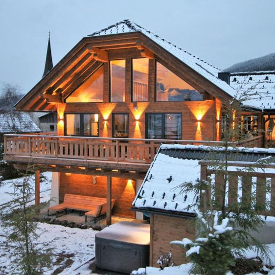 Alpinn Wellness Chalet